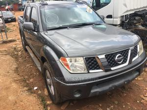 Nissan Frontier 2005 Automatic Gray | Cars for sale in Lagos State, Isolo