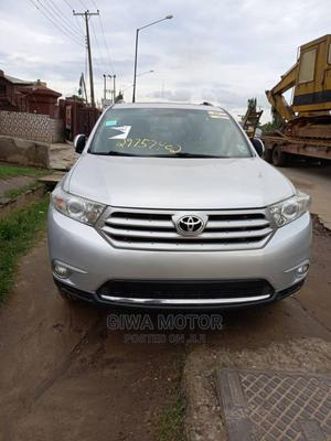 Toyota Highlander 2012 Limited Silver | Cars for sale in Lagos State, Abule Egba