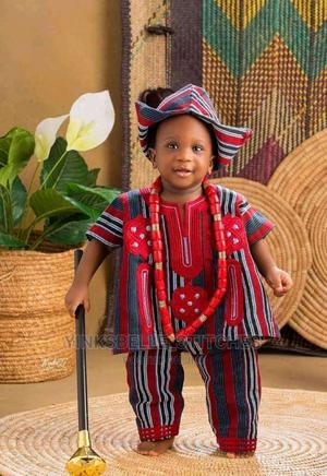 Danshiki With Embroidery   Children's Clothing for sale in Oyo State, Ibadan