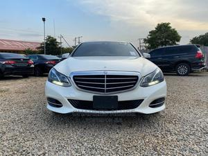 Mercedes-Benz E350 2014 White | Cars for sale in Abuja (FCT) State, Jahi