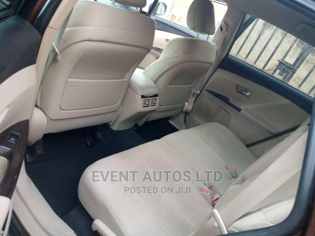 Toyota Venza 2010 Brown | Cars for sale in Surulere, Lagos State, Nigeria