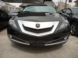 Acura ZDX 2010 Base AWD Black | Cars for sale in Lagos State, Surulere