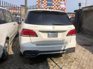 Mercedes-Benz GLE-Class 2016 White   Cars for sale in Lagos State, Yaba
