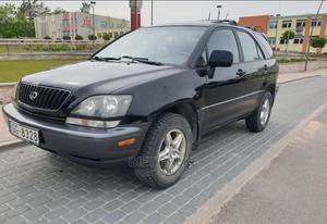 Lexus RX 2000 300 4WD Blue   Cars for sale in Oyo State, Ibadan
