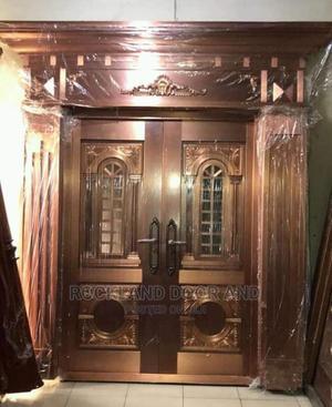 5ft Copper Door | Doors for sale in Lagos State, Lagos Island (Eko)