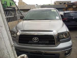 Toyota Tundra 2008 Silver | Cars for sale in Lagos State, Ikeja