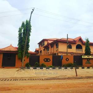 Big 27 Rooms Hotel With Hall on 3 Plot of Land With C of O | Commercial Property For Sale for sale in Lagos State, Abule Egba