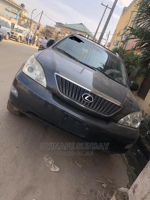 Lexus RX 2007 Gray   Cars for sale in Lagos State, Yaba