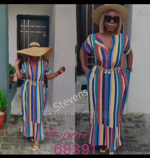 Female Quality Long Flare Dress   Clothing for sale in Lagos State, Ikeja