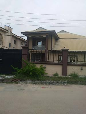Furnished 5bdrm Duplex in Maplewood, New Oko Oba for Sale | Houses & Apartments For Sale for sale in Agege, New Oko Oba