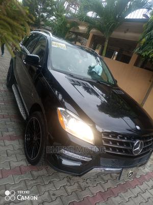 Mercedes-Benz M Class 2014 Black   Cars for sale in Lagos State, Alimosho