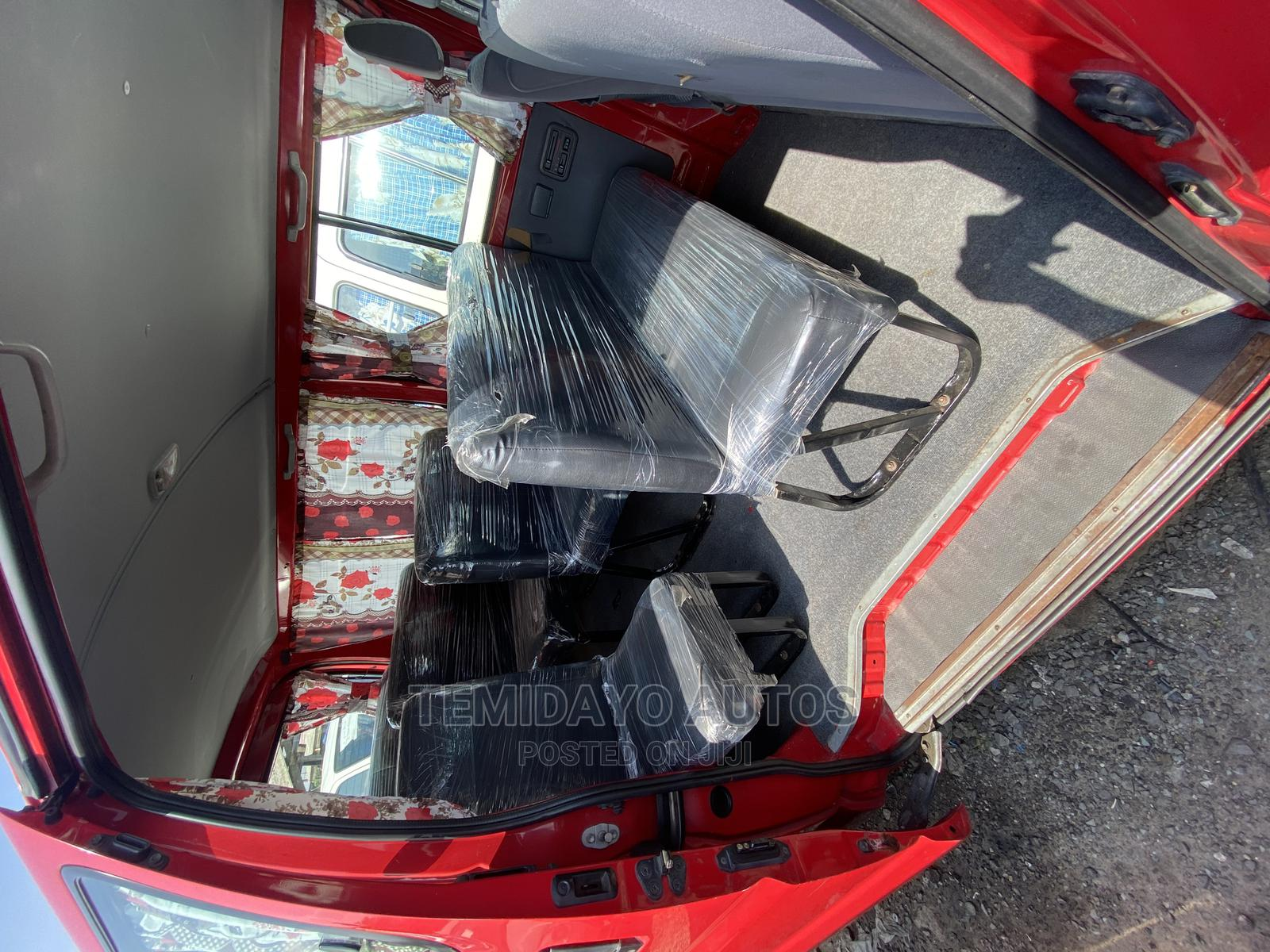 Toyota Haice Bus Long Direct Fuel | Buses & Microbuses for sale in Apapa, Lagos State, Nigeria