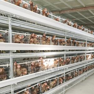 Hot Galvanized Battery Cage | Farm Machinery & Equipment for sale in Ogun State, Ijebu