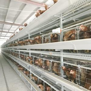 Automatic Breeding Battery Cage | Farm Machinery & Equipment for sale in Ogun State, Ikenne