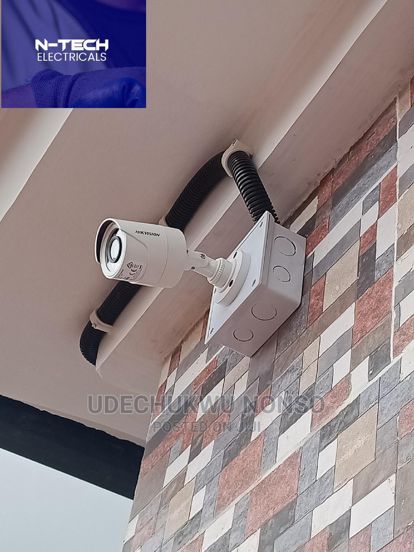 Cctv Surveillance Camera Installation