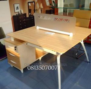 Quality Office Workstation Table by 2 | Furniture for sale in Lagos State, Ajah