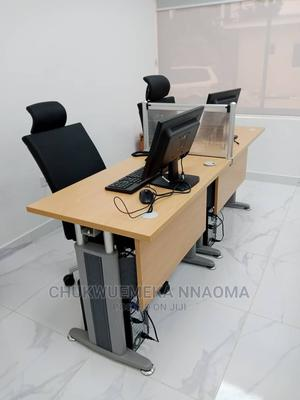 Quality Office Workstation Table by 2 | Furniture for sale in Lagos State, Ikorodu