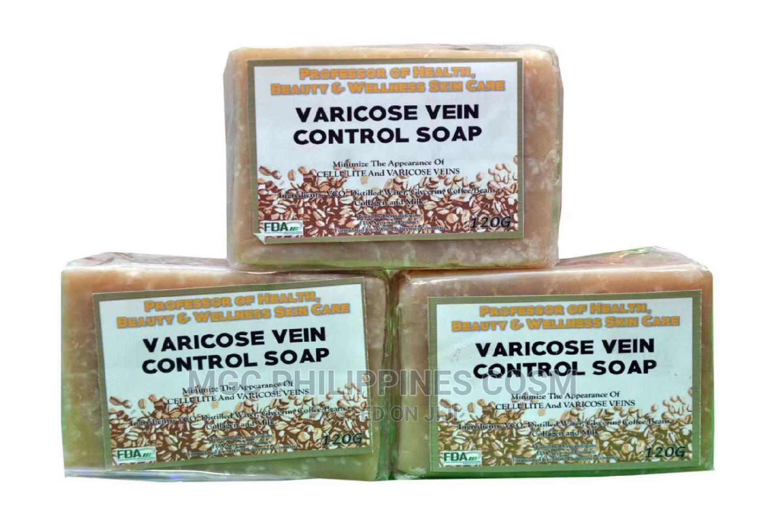 Archive: Varicose Vein Control Soap