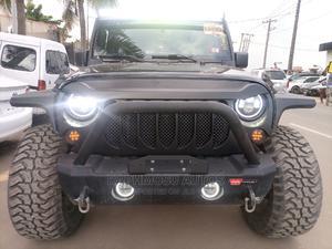 Jeep Wrangler 2015 Black   Cars for sale in Lagos State, Ikeja