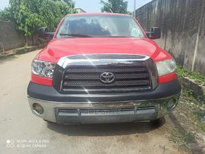Toyota Tundra 2008 Red   Cars for sale in Lagos State, Ikeja