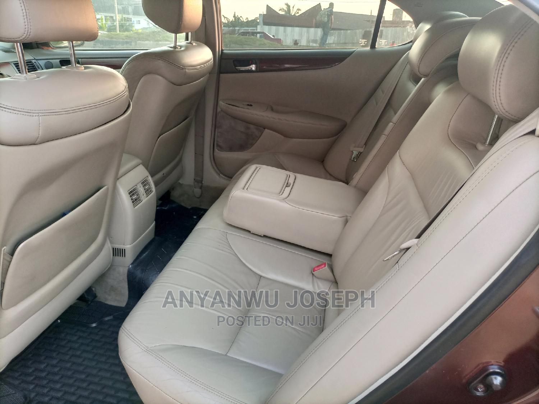 Lexus ES 2004 330 Sedan Brown | Cars for sale in Port-Harcourt, Rivers State, Nigeria