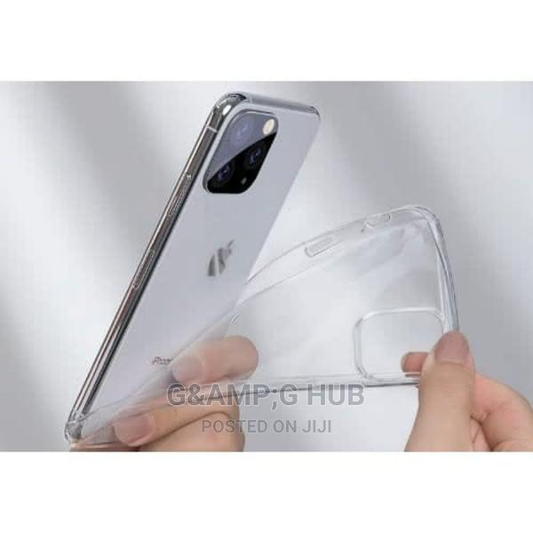 Archive: Front Back Transparent Case for iPhone 12 Pro Max