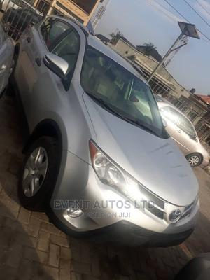Toyota RAV4 2015 Silver | Cars for sale in Lagos State, Surulere
