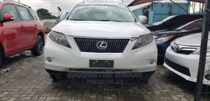 Lexus RX 2010 White | Cars for sale in Lagos State, Lekki