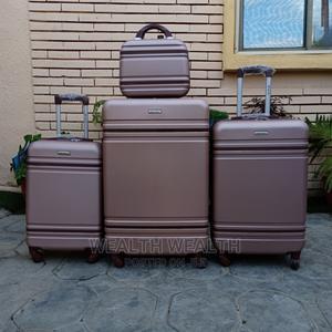 4 Set Set Standard Good Partner Suitcase Luggage Bag   Bags for sale in Lagos State, Ikeja
