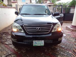 Lexus GX 2009 470 Black | Cars for sale in Ogun State, Ifo
