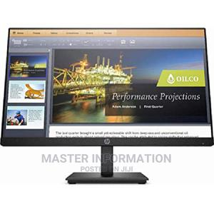 "HP 21.5"" Display Port, Hdmi,Vga, Monitor | Computer Monitors for sale in Lagos State, Ikeja"