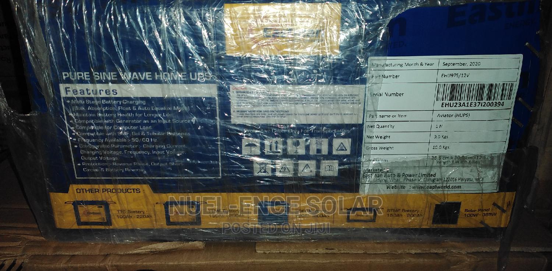 Eastman 1.5va 12v Pure Sine Wave Inverter | Solar Energy for sale in Ojo, Lagos State, Nigeria