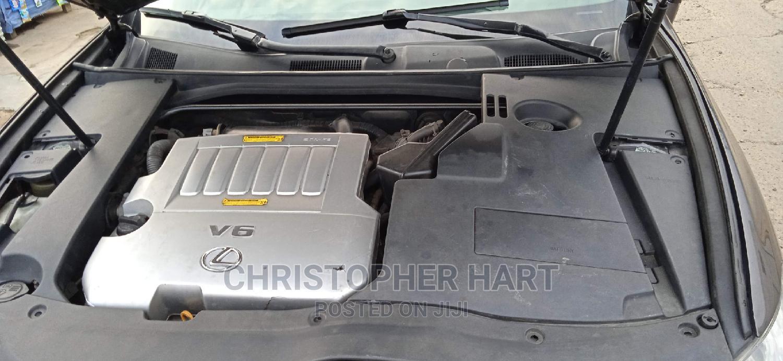 Lexus ES 2012 350 Black