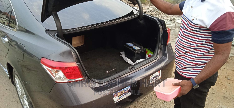 Lexus ES 2012 350 Black | Cars for sale in Port-Harcourt, Rivers State, Nigeria