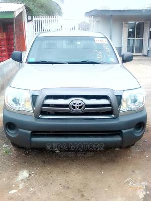 Toyota Tacoma 2007 Regular Cab Automatic Gold   Cars for sale in Lagos State, Ikorodu