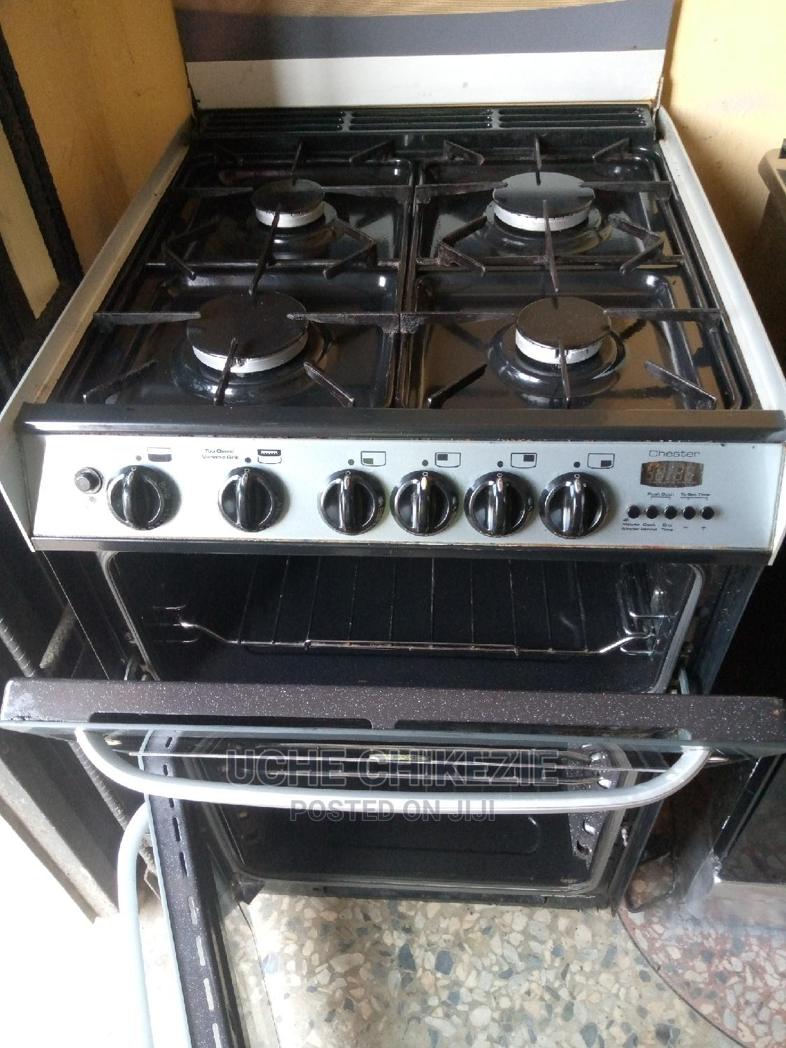 Gas Cooker Used 1st Grade (Almost New)