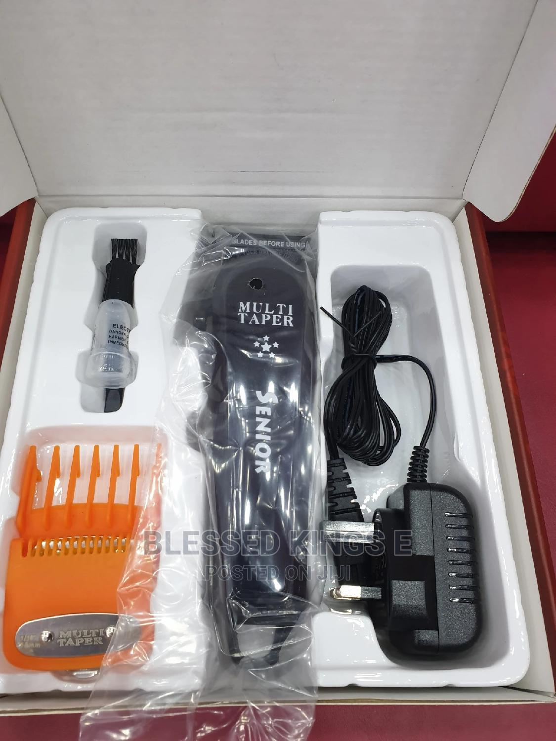 Rechargeable Clipper   Tools & Accessories for sale in Wuse, Abuja (FCT) State, Nigeria