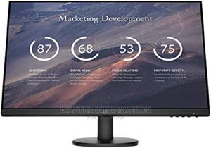 "HP P27V G4 27"" Hdmi, VGA Monitor | Computer Monitors for sale in Lagos State, Ikeja"