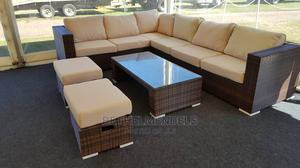Quality Garden/Outdoor Sets of Rattan Sofas   Furniture for sale in Lagos State, Ikeja