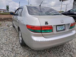 Honda Accord 2005 Automatic Silver | Cars for sale in Ondo State, Akure