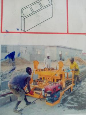 Block Moulding Machine   Other Repair & Construction Items for sale in Lagos State, Ajah