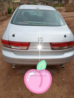 Honda Accord 2003 Automatic Silver | Cars for sale in Oyo State, Oyo
