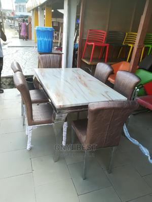Good Quality Dining Table And Chairs Sets | Furniture for sale in Lagos State, Victoria Island
