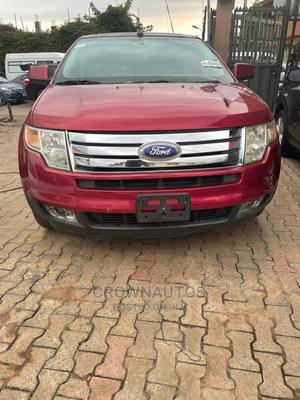 Ford Edge 2008 Red | Cars for sale in Lagos State, Ikeja