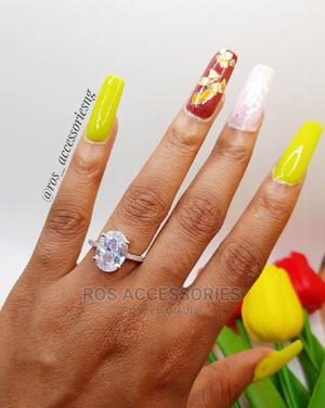 Zirconia Engagement Ring   Wedding Wear & Accessories for sale in Delta State, Warri