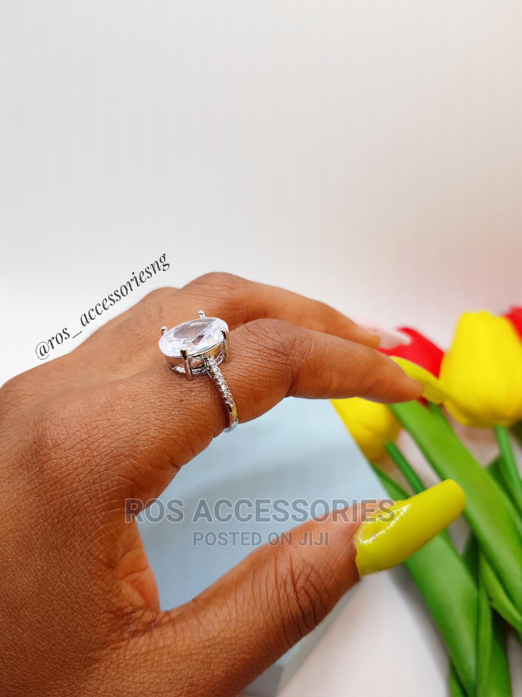 Zirconia Engagement Ring   Wedding Wear & Accessories for sale in Warri, Delta State, Nigeria