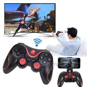 Games Controller Wireless Joystick Bluetooth 3.0 Android Gam   Accessories & Supplies for Electronics for sale in Lagos State, Ikeja