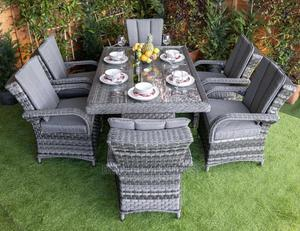 Quality/Durable Rattan Sofas Sets   Furniture for sale in Lagos State, Ikeja