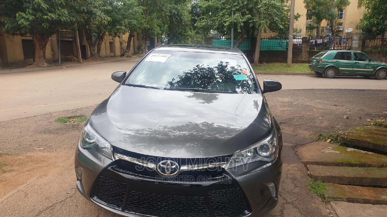 Toyota Camry 2015 Gray