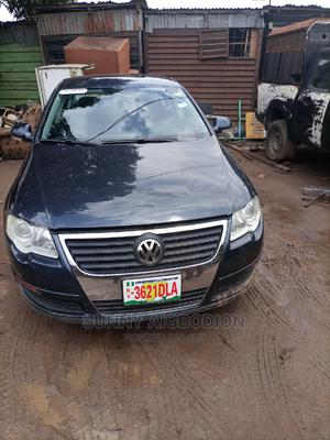 Volkswagen Passat 2008 2.0 Blue | Cars for sale in Lagos State, Abule Egba